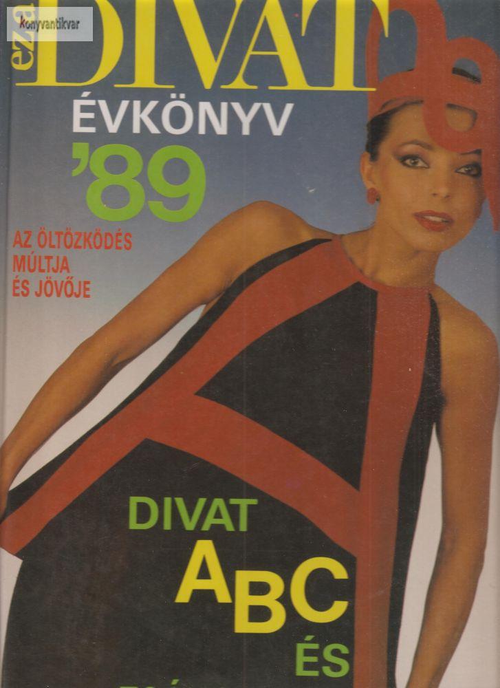 EWz a divat évkönyv '89
