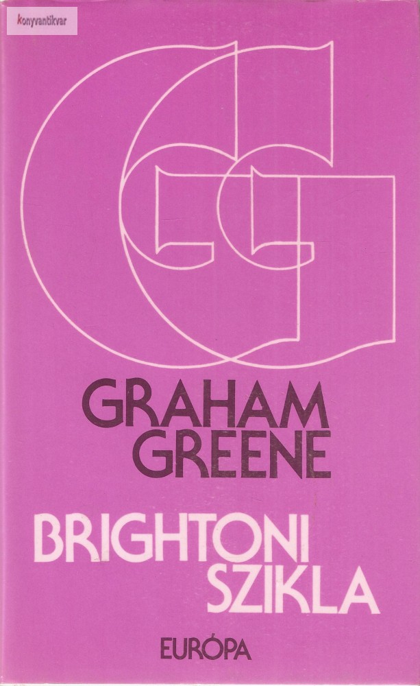 Graham Greene: Brightoni szikla