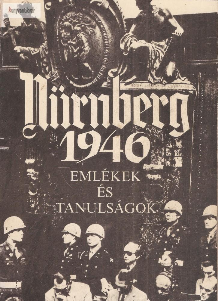 Nurnberg 1946.