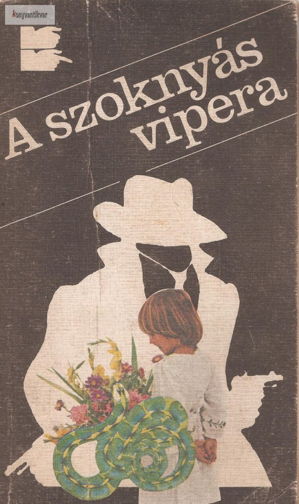 Dr. Vedres Géza: A szoknyás vipera . A gyilkos kulcsa