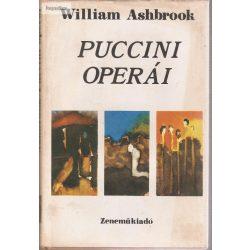 William Ashbrook: Puccini operái