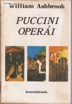 William Ashbrook: Puccini operái