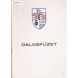 Németh László János Dalosfüzet Kisz iskola Győr