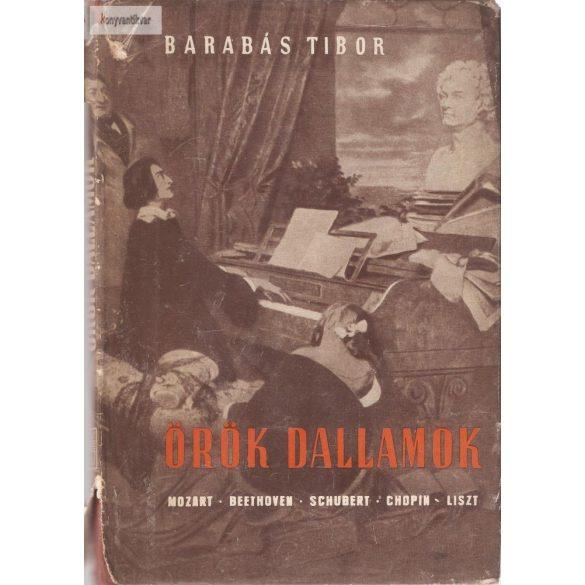 Barabás Tibor: Örök dallamok