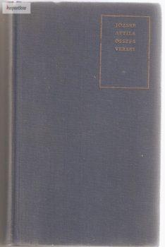 József Attila összes versei