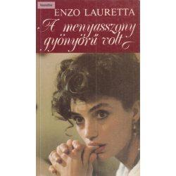 Enzo Lauretta: A menyasszony gyönyörű volt