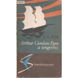 Edgar Allan Poe: Arthur Gordon Pym, a tengerész
