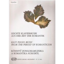 Héra András Sármai József (szerk.) Könnyű zongormuzsika a romantika korából