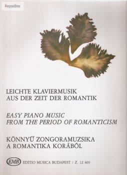 Héra András Sármai József (szerk.) Könnyű zongoramuzsika a romantika korából
