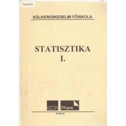 Dr. Fenyves Ferenc: Statisztika I.