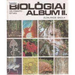 Dr. Franyó István: Biológiai album II. Általános iskola.