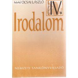 Madocsai László: Irodalom IV. középiskola