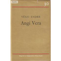 Vészi Endre: Angi Vera