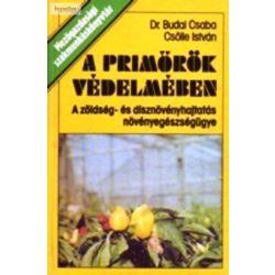 Dr. Budai Csaba: A primőrök védelmében  A zöldség- és dísznövényhajtatás növényegészségügye