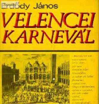 Erdődy János Velencei karnevál