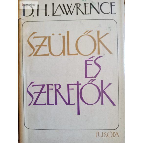 D.H.Lawrence: Szülők és szeretők