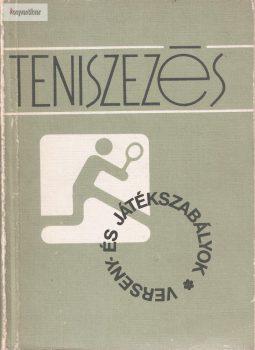 Gorodi László (szerk.) Teniszezés