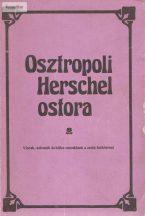 Hajdú István: Osztropoli Herschel ostora
