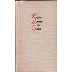 Roger Martin du Gard: Önéletrajzi és irodalmi emlékek