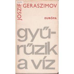 Joszif Geraszimov: Gyűrűzik a víz