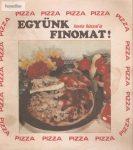 Együnk kevés hússal is finomat pizza