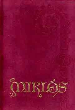 Sediánszky János (szerk.) Miklós
