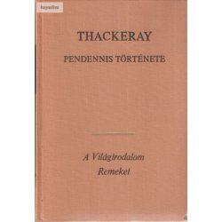William Makepeace Thackeray Pendennis története II. kötet