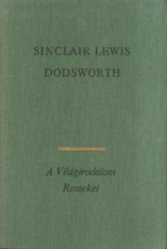 Sinclair Lewis: Dodsworth