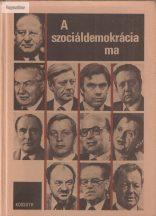 A szociáldemokrácia ma