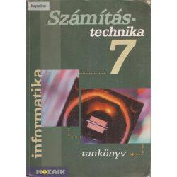 Rozgonyi-Borus Ferenc: Számítástechnika 7. – Informatika tankönyv