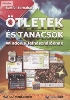 Bártfai Barnabás: Ötletek és tanácsok Windows felhasználóknak