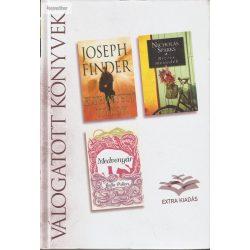 Válogatott könyvek Extra kiadás (Eltemetett titkok/Biztos menedék/Medvenyár)
