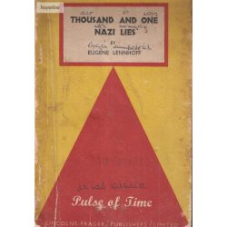 "Eugene Lennhoff: Thousand and one nazi lies  ""Pulse of Time"" Books"