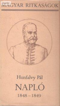 Hunfalvy Pál: Napló 1848-1849