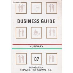 Business Guide Hungary '87