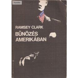 Ramsey Clark: Bűnözés amerikában