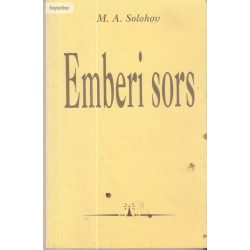 Solohov: Emberi sors