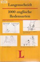 Langenscheidt - 1000 englische Redensarten