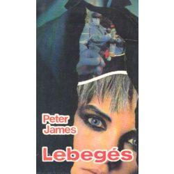 Peter James: Lebegés