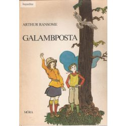 Arthur Ransome: Galambposta