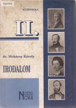 Mohácsi Károly: Irodalom II.