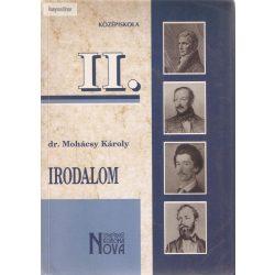 Dr. Mohácsi Károly: Irodalom II. középiskola