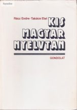 Rácz Endre - Takács Etel: Kis magyar nyelvtan 1983