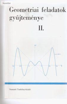 Horvay Katalin · Reiman István · Czapári Endre · Soós Paula: Geometriai feladatok gyűjteménye