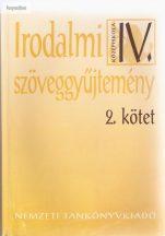 Madocsai László: Irodalmi szöveggyűjtemény IV. középiskola 2.kötet