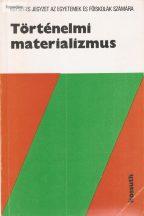 Poór József: Történelmi materializmus Egységes jegyzet egyetemek és főiskolák számára