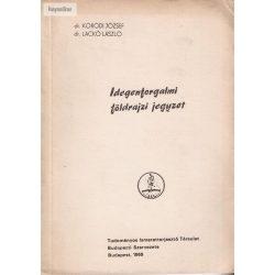 dr. Kóródi József dr Lackó László:  Idegenforgalmi földrajzi jegyzet