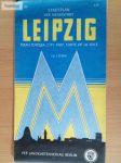Leipzig térkép