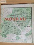 Moskau térkép