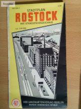 Rostock térkép